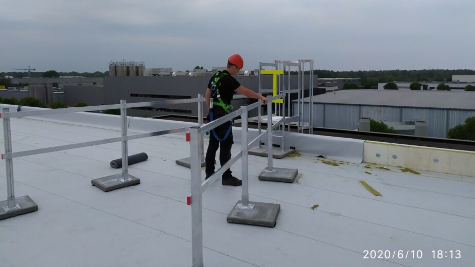 Dakveiligheid En Veilige Daktoegang Alga.nl