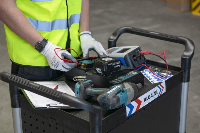 Keuring Elektrisch gereedschap NEN 3140
