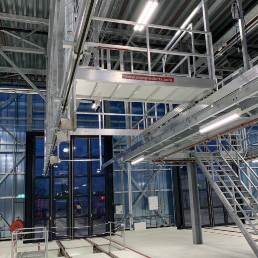 ALGA Klimmateriaal sterk in maatwerk aluminium klimmateriaal en constructies