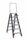 Aluminium Trappen voor professioneel gebruik | ALGA professioneel klimmateriaal voor bouw en Industrie