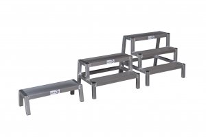 Aluminium Werktrappen op maat gemaakt