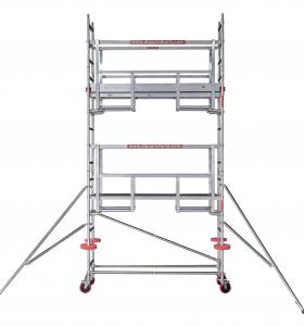 Steiger ALGA - Aluminium Rolsteiger Smal 75 x 300 cm RSAGR