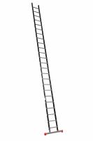 ALPINE Enkele ladder met stabiliteitsbalk 1x24 121124