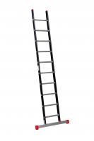 ALPINE Enkele ladder met stabiliteitsbalk 1x10 121110