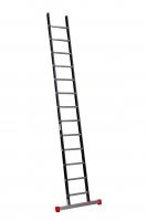 ALPINE Enkele ladder met stabiliteitsbalk 1x13 121113