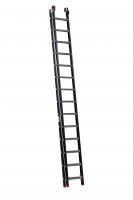 EMPIRE Opsteekladder 2 delig 2x14 met ladderhaken 111214