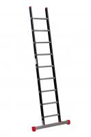 ALPINE Enkele ladder met stabiliteitsbalk 1x9 121109