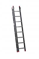 EMPIRE Opsteekladder 2 delig 2x8 met ladderhaken 111208