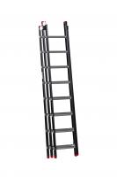 EMPIRE Opsteekladder 3 delig 3x8 met ladderhaken 111308