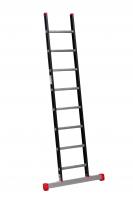 ALPINE Enkele ladder met stabiliteitsbalk 1x8 121108