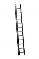 EMPIRE Opsteekladder 2 delig 2x12 met ladderhaken 111212
