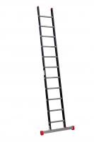 ALPINE Enkele ladder met stabiliteitsbalk 1x11 121111