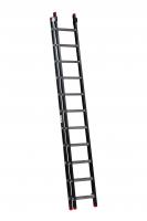 EMPIRE Opsteekladder 2 delig 2x11 met ladderhaken 111211