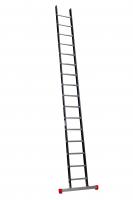 ALPINE Enkele ladder met stabiliteitsbalk 1x16 121116