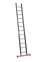 ALPINE Enkele ladder met stabiliteitsbalk 1x12 121112